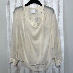 🌻2 For $20🌻ASOS   Draped dress shirt